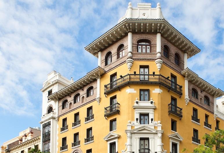 NH Alonso Martínez, Madrid, Hotelfassade