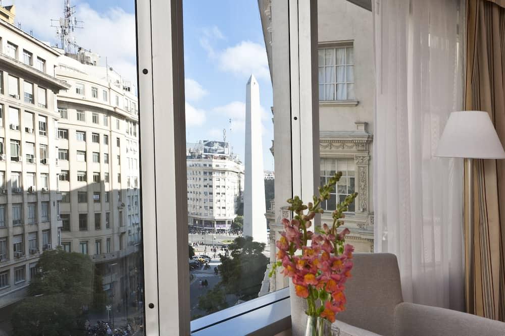 Izba typu Superior - Výhľad z hosťovskej izby