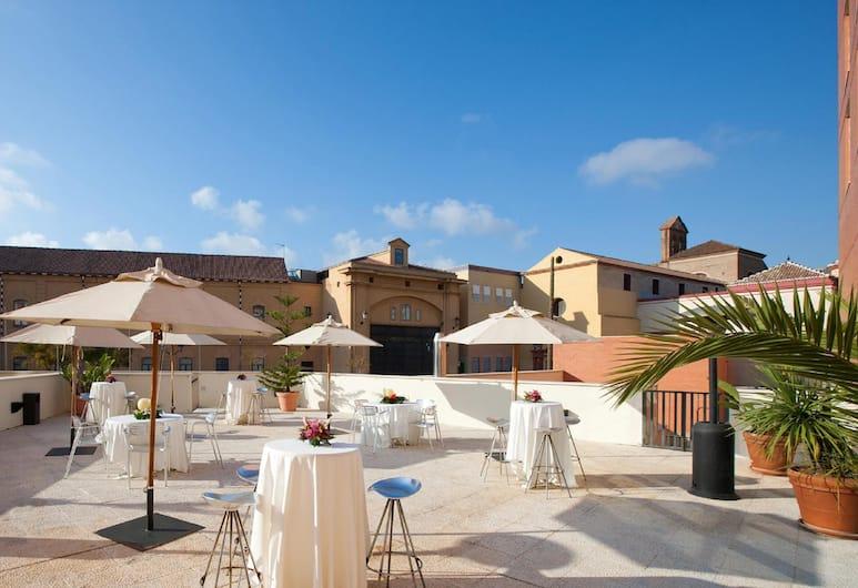 NH Málaga Hotel, Málaga, Terrace/Patio