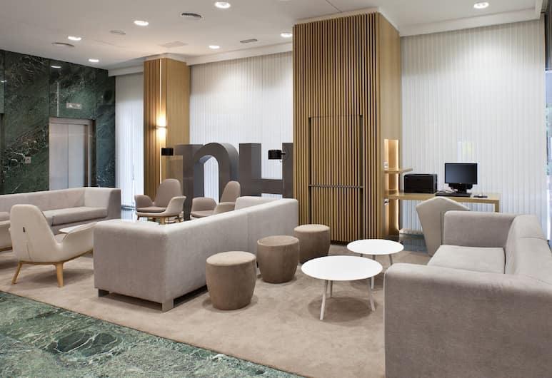 NH Madrid Ventas, Madrid, Lobby Sitting Area