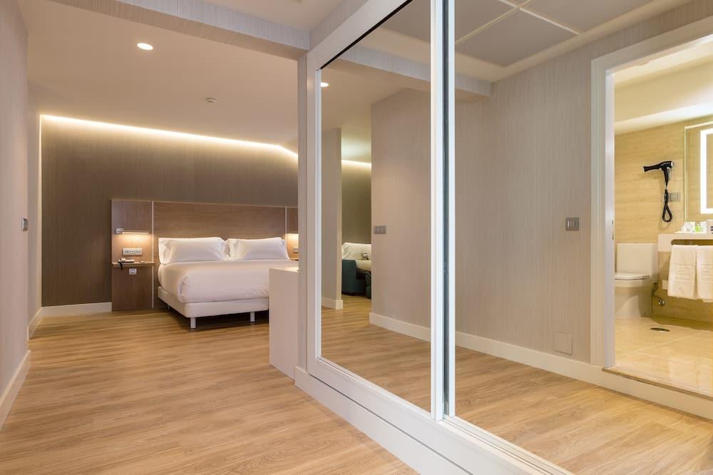 NH Oviedo Principado, Οβιέδο, Superior Δωμάτιο, Δωμάτιο επισκεπτών