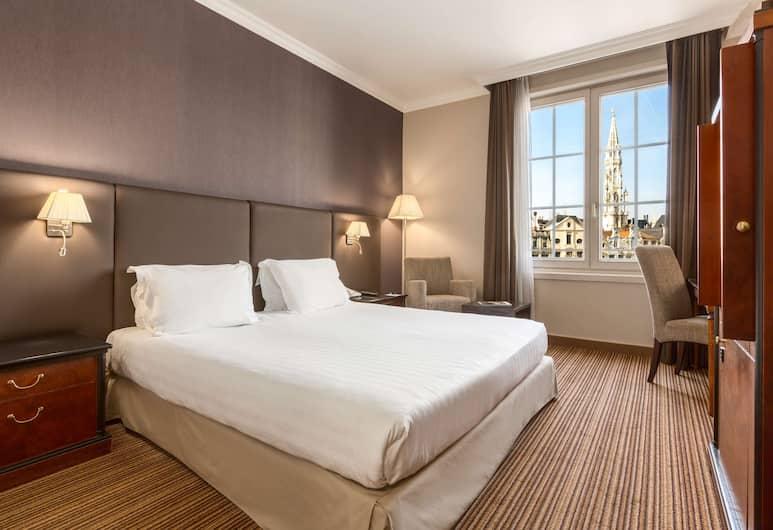 NH Brussels Carrefour de l'Europe, Brussels, Standard Room, Guest Room