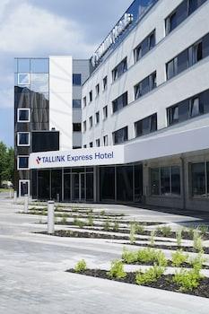 Selline näeb välja Tallink Express Hotel, Tallinn