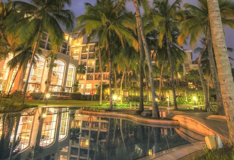 Bangi Resort Hotel, Bandar Baru Bangi, Lauko baseinas