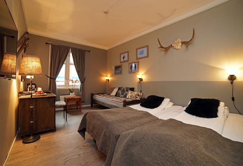 First Hotel Breiseth, Lillehammer, Vierashuone
