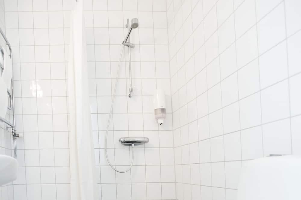 Habitación superior, 2 camas individuales, para no fumadores - Regadera en el baño