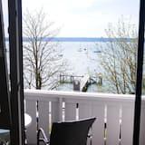 標準雙人房, 露台, 湖畔 - 露台景觀