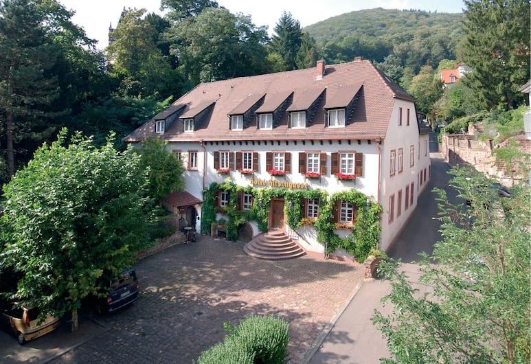 Die Hirschgasse Heidelberg, Heidelberg, Buitenkant