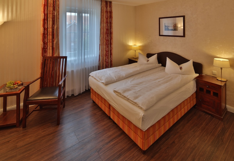 Hotel Elefant, Schwerin, Habitación básica doble, 1 cama de matrimonio, Habitación