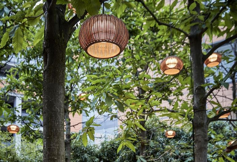 柏林曼達拉酒店, 柏林, 花園