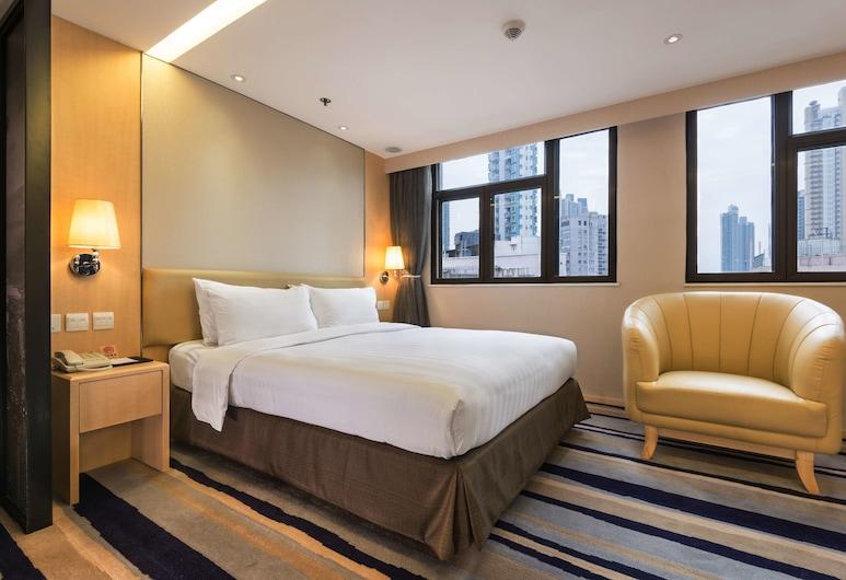 Metropark Hotel Mongkok, Kowloon, Suite, Guest Room