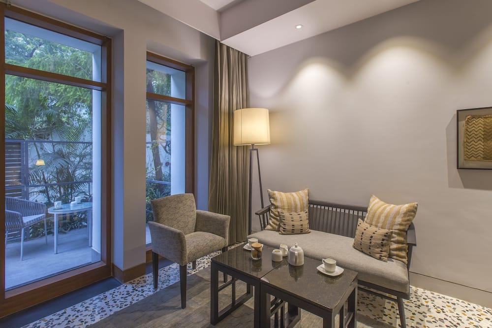 Signature Room - Living Area