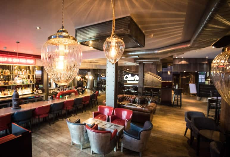 Malmaison Manchester, Manchester, Hotelový bar
