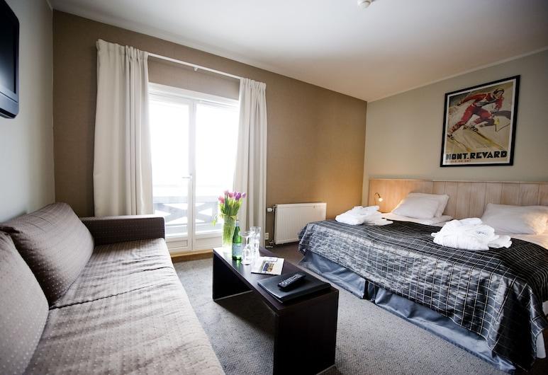 Skogstad Hotell, Hemsedal, Deluxe Double Room, 2 Single Beds, Guest Room