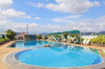 A(z) Royal Phuket City Hotel hotel fényképe itt: Phuket