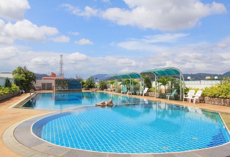 Royal Phuket City Hotel, Πουκέτ, Εξωτερική πισίνα