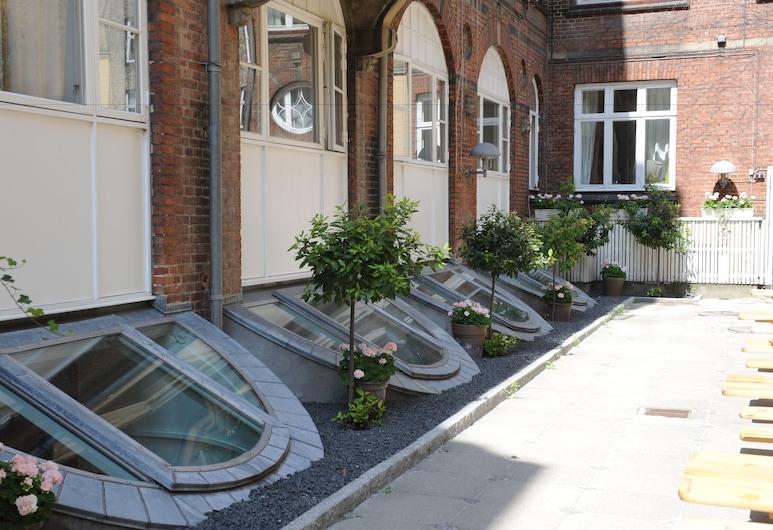 薩伏伊飯店, 哥本哈根, 庭院