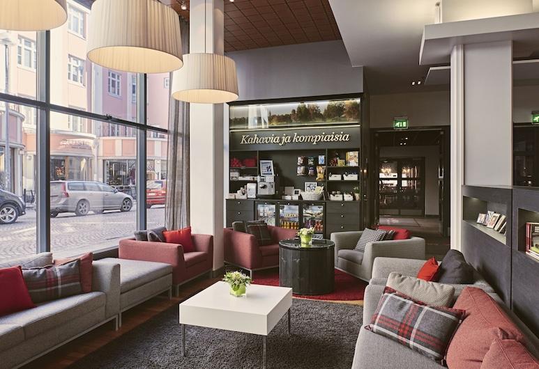Original Sokos Hotel Arina, Oulu, Recepción