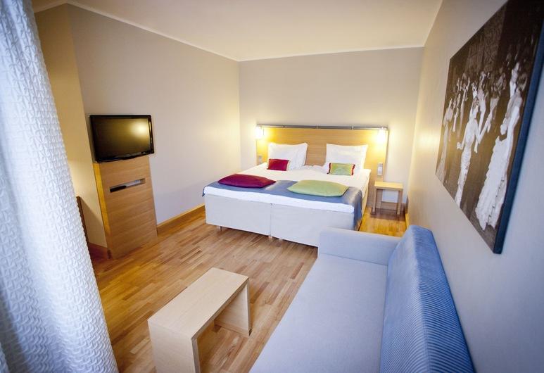 Original Sokos Hotel Helsinki, Helsínquia, Quarto Superior, 1 cama king-size, Área de Estar