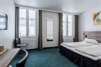 Selline näeb välja Copenhagen Star Hotel, Kopenhaagen