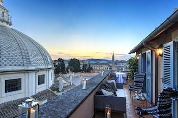 Picture of Rocco Forte Hotel De Russie in Rome