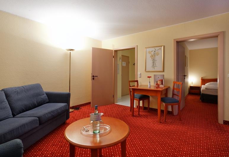 AZIMUT Hotel Nuremberg, Nuremberg, Fjölskyldusvíta, Herbergi