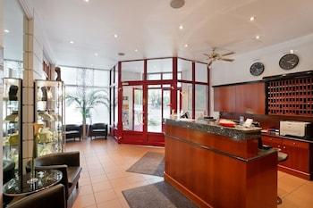 在纽伦堡的纽伦堡阿兹姆酒店照片