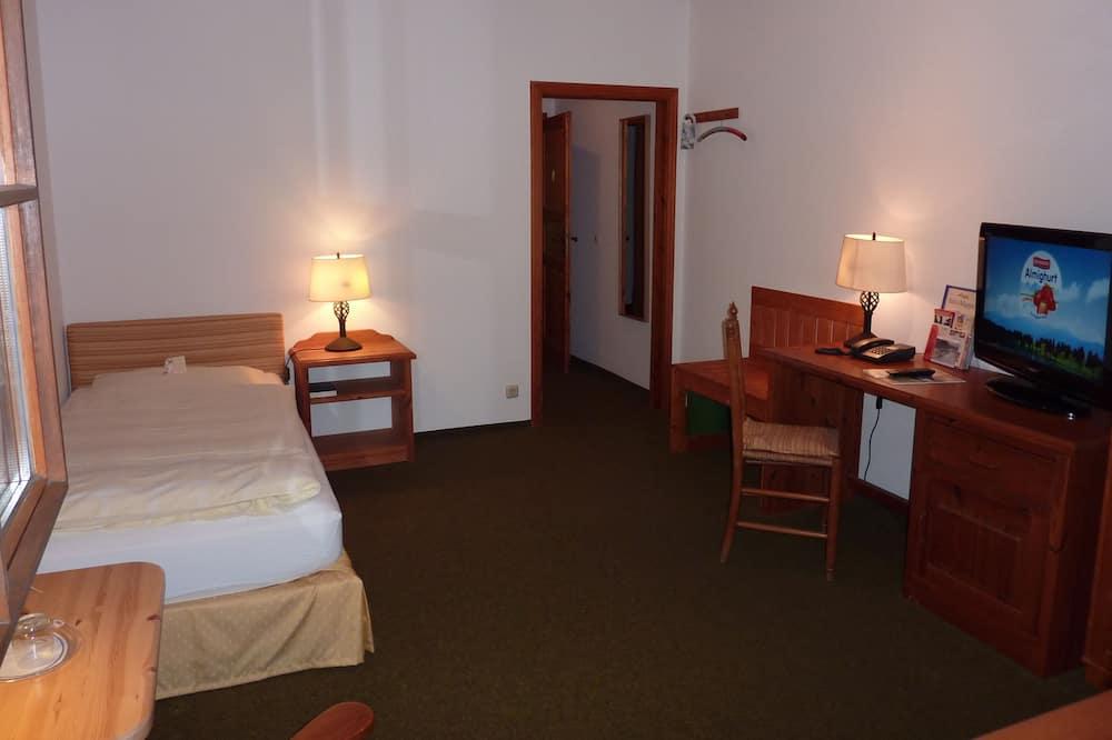 Single Room - Opholdsområde