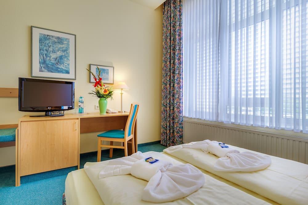 Economy Double Room - Living Area