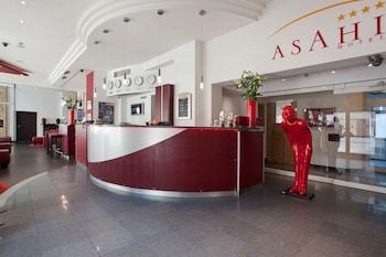 Mynd af Hotel Asahi í Duesseldorf