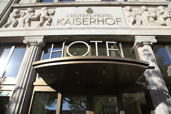 Mynd af Central-Hotel Kaiserhof í Hannóver