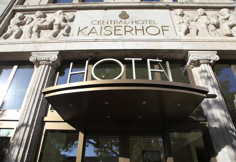 Central-Hotel Kaiserhof, Ганновер