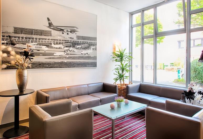 ACHAT Hotel Stuttgart Airport Messe, Stuttgart, Lobby-Lounge