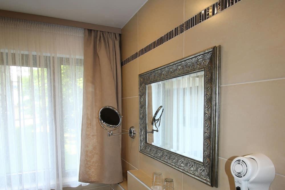 Двухместный номер «Комфорт» с 1 или 2 кроватями - Удобства в ванной комнате