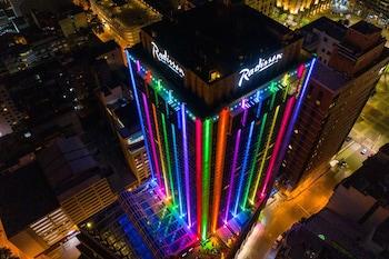 蒙特維多蒙得維的亞維多利亞拉迪森廣場飯店的相片