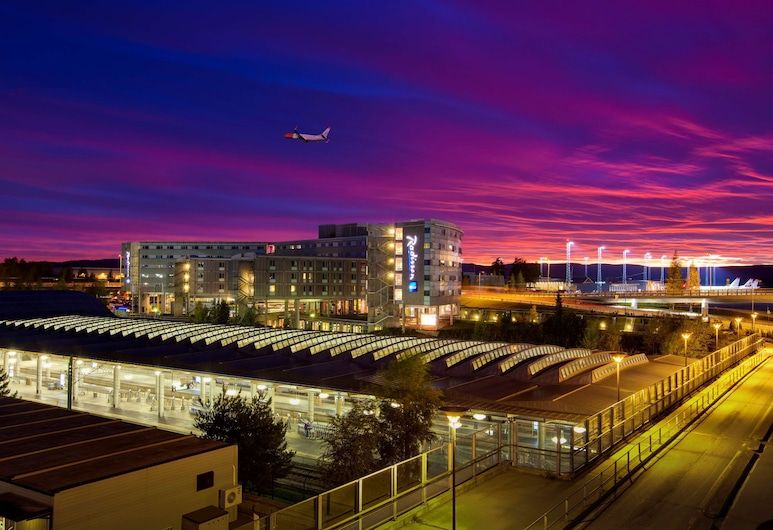Radisson Blu Airport Hotel, Oslo Gardermoen, Ullensaker