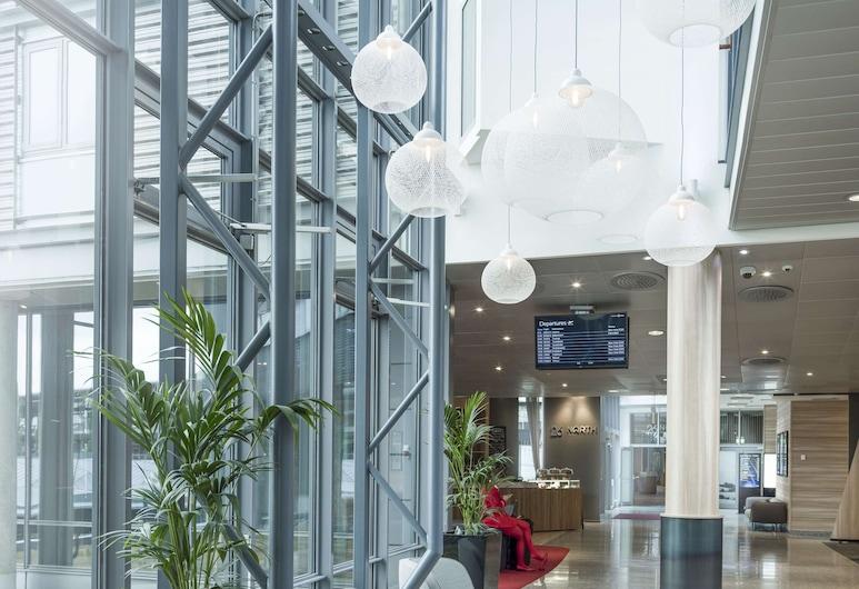 Radisson Blu Airport Hotel, Oslo Gardermoen, Ullensaker, Lobby
