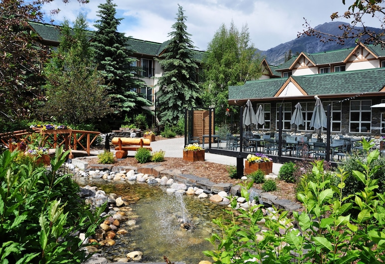 Coast Canmore Hotel & Conference Centre, Кенмор, Терраса/ патио