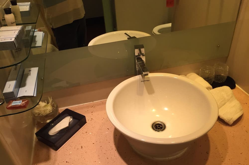 Club Room (Radisson) - Bathroom