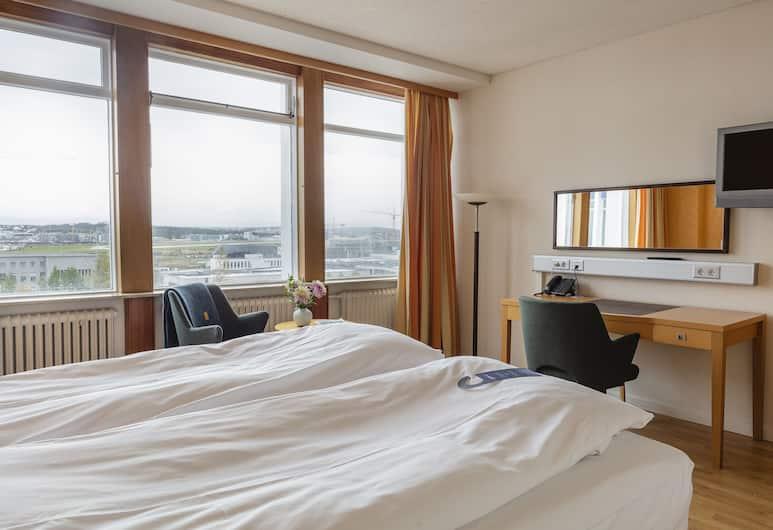Radisson Blu Saga Hotel, Reykjavik, Reykjavik, Standard-huone, Vierashuone