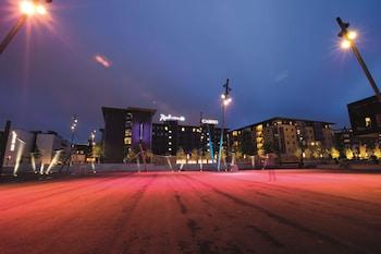 Foto del Radisson Blu Limfjord Hotel Aalborg en Aalborg