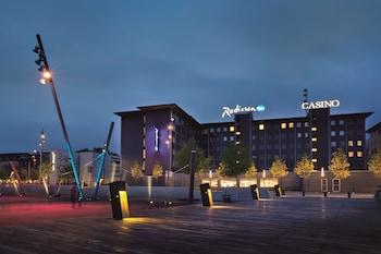 Obrázek hotelu Radisson Blu Limfjord Hotel Aalborg ve městě Alborg