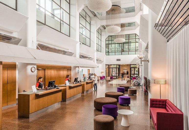 Original Sokos Hotel Royal Vaasa, Vaasa, Lobby Sitting Area