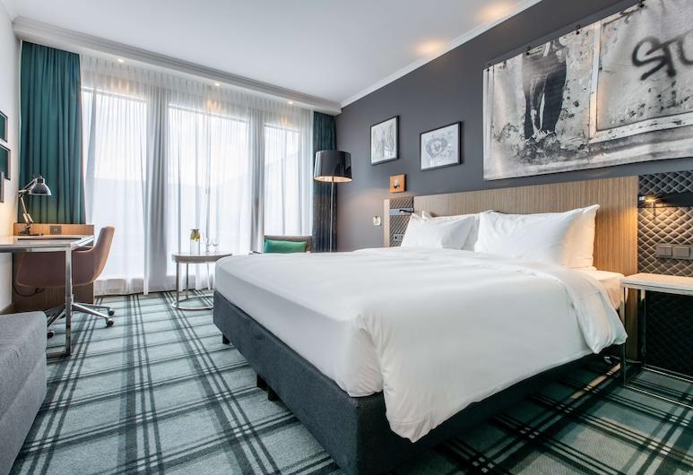 Radisson Blu Hotel, Hannover, Hanoveris, standartinis kambarys, Svečių kambarys
