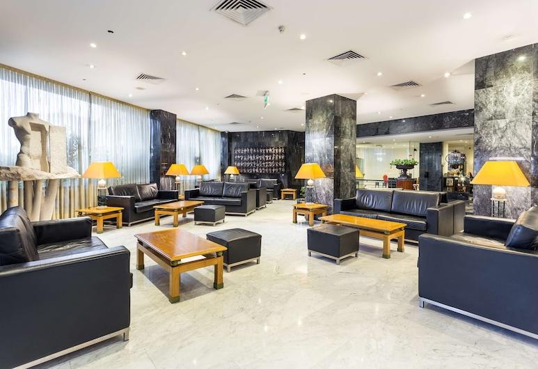 Radisson Blu Hotel, Lisbon, Lobby