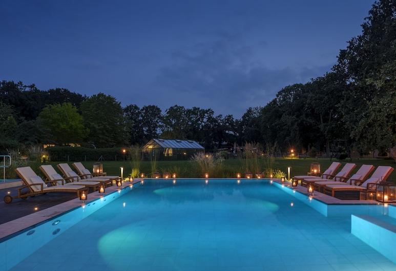 Romantik Hotel Jagdhaus Eiden am See, Бад-Цвішенан, Відкритий басейн