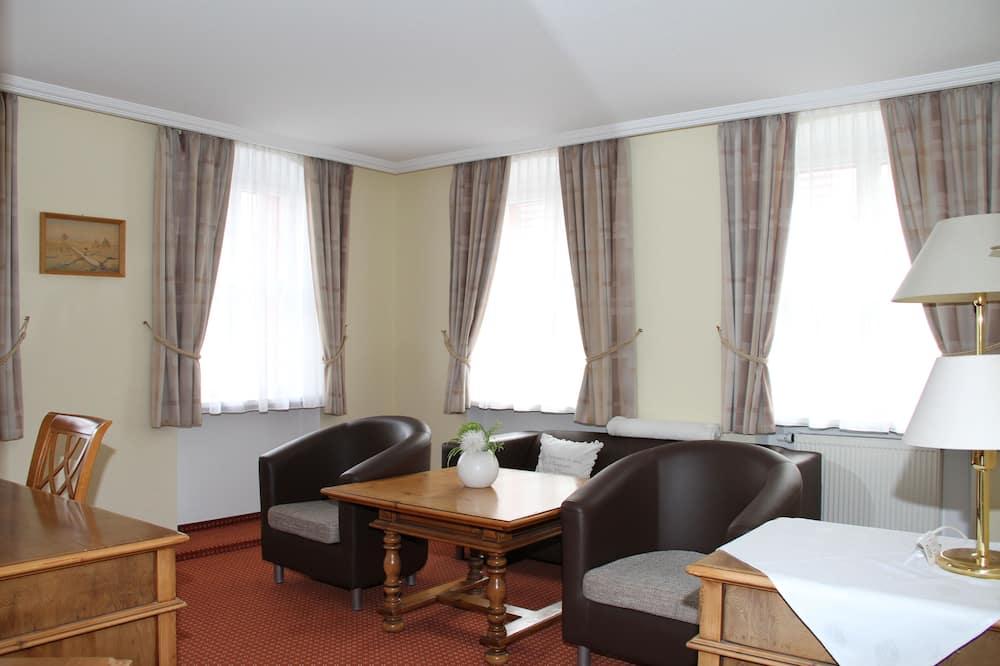 Номер-люкс, 1 спальня (Ratsherrensuite ) - Житлова площа