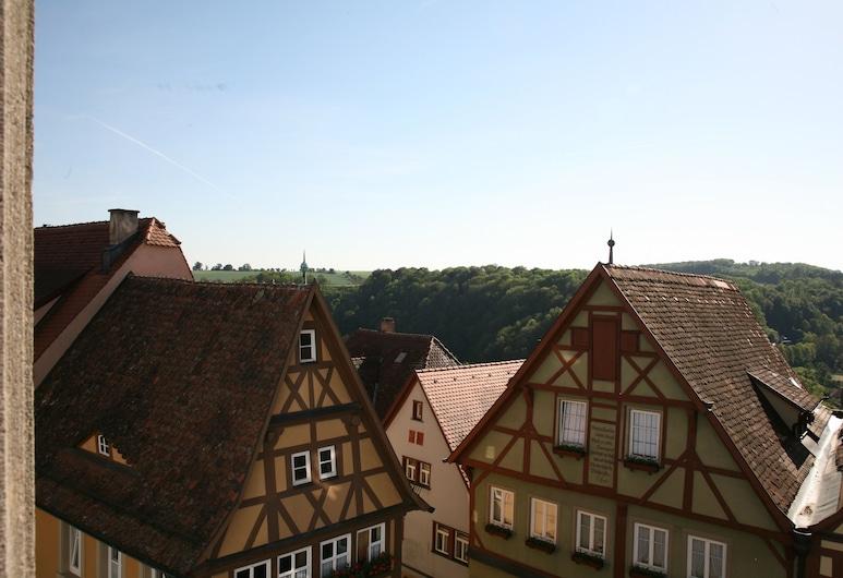 Glocke Weingut und Hotel, Rothenburg ob der Tauber, View from Hotel