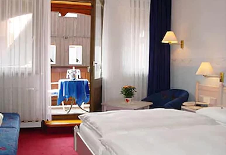グロック ヴァイング-ト ウント ホテル, ローテンブルク オプ デア タウバー, スタンダード ダブルルーム, 部屋