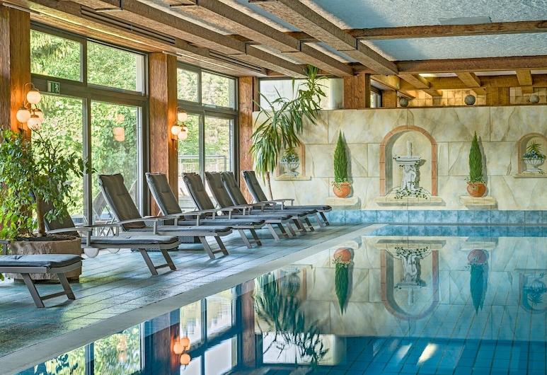 瓦爾德僧侶環形酒店, 安特雷欽巴赫, 室內泳池